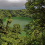 Kratersee des Vulkans Chato (kleiner Bruder des Vulkans Arenal)