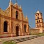 Eine Jesuitenmission von 1740, San José de Chiquitos