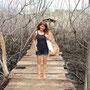 Vom Mangrovenwald an die Beach