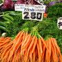 Gemüse: je nach Bedarf immer frisch kaufen
