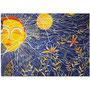 """2011 - Peinture """"Eternelle voyageuse"""""""