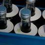 Versiegelte Flaschen