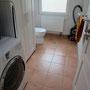 Waschküche und WC