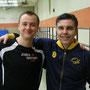 """Zu Gast beim brasilianischen Futsal-Weltmeister-Coach Marcos """"Pipoca"""" Sorato 2012 in Mülheim/Ruhr (Foto: Andriy Avtyenyev)"""