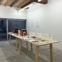 京都・みずのき美術館さま  展示什器など