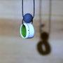 pigment vert mousse (atelier)
