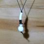 tube 3cm&platine - perle 0,8cm&platine - perle 1,5cm (atelier)
