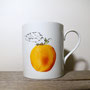 abricot - mug 22cl (atelier)