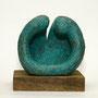 """""""Durchdringung"""", Bronze, 2011"""