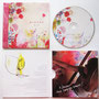RIO POP CDジャケット制作 Art Director/Graphic designer:有本彩子  Copywriter: RIO  Photographer:黒木皇  Illustration:イシワタマリ