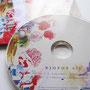 RIO POP CDジャケット制作 Art Director/Graphic designer :有本彩子  Copywriter:RIO  Photographer:黒木皇  Illustration:イシワタマリ