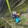 Paragliding in the Aletsch Area