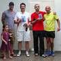 Senioren 40+, Andreas Wölner-Hanssen (3.), Michael Stampfli (1.), Christian Vogel (2.), Nikola Gojkovic (3.)