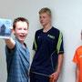 2. Rang, Junioren U14: David Camen
