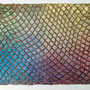 """""""Reptile"""", ca. 118 x 182 cm, 2015"""