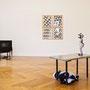 """""""Populäre Gegensätze"""", mit Susanne Ring, Ausstellungsansicht, Galerie Villa Köppe, 2014"""