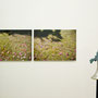 """""""Familienausstellung"""", mit Susanne Ring, Ausstellungsansicht, Axel Obiger, 2012"""