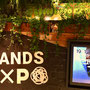2016 HANDS EXPO × 国土交通省『日本公園緑地協会』 コラボ【 GREEN EXPO CAFE 】 店頭