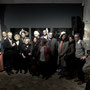 Auxerre, Gilles Boudot avec Sabine Weiss, Marc Le Mené, Claude Geiss et autres artistes