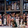 2013, Salzburger Festspiele, Die Meistersinger von Nürnberg, Konzertvereinigung Wiener Staatsopernchor, Foto: Forster
