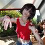 zombie newt cosplay