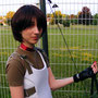 rebecca chambers newt cosplay