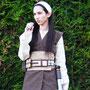 Norann Pa's Kaeny newt cosplay