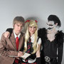 misa amane newt cosplay death note groupe raito ryuku