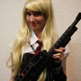misa amane newt cosplay fusil à pomme