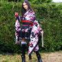 kimono waloli newt cosplay
