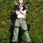 lara chambers newt cosplay