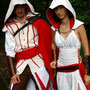 cosplay assassin's creed assassine ezio newt full walygator