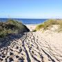 unser Strand,