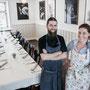 Basler Zeitung 2017 / Baz Restaurant Neubad Artikelbebilderung