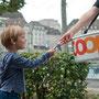 Einweihung der neuen Klingentalfähre/ Fährifest 2012