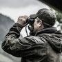 Service Plus Oktober 2016 Reportage über Martin Landolt und Hanspeter Rhyner auf der Jagd