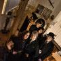 mysteries Magazin 2012 / Familie Varesi, Henkermuseum Sissach