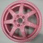 Rosa Pink (Sweet Skull)