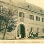 Schauer Haus um 1915