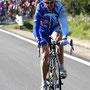 Javier Megias. Ciclista con diabetes