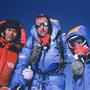 Josu Feijoo. Alpinista con Diabetes, Corono el Aconcagua 6962 m