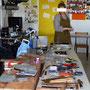 Forum des Métiers d'Art 2014 - Création de Bijoux et Travail du Métal - Photo : Armelle Dubus