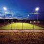 Campo di Calcetto con Proiettore a LED SECOM Protek