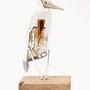 Lady Bird 28x15x50cm
