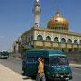 auch moscheen gibts in nazareth. nazareth ist die grösste arabische siedlung in israel
