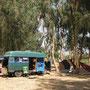 camping in pamucak, türkei