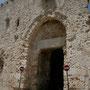 die vielen einschusslöchern bei den eingangstoren zur altstadt zeugen von vielen kämpfen um jerusalem