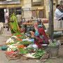 gemüsemarkt in der altstadt