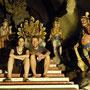 bettina und martin im indischen tempel