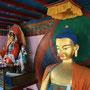 auge in auge mit buddha